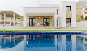 New Modern Luxury Villa with Golf Views in Quesada. Ref:ks1345