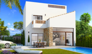 NEW Modern Villas with Pool in Benijofar. Ref:ks1325