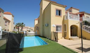 Great Ground Floor Bungalow with Private Pool in Villamartin.  Ref:ks1333