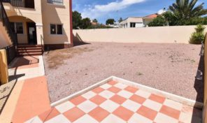 Ground Floor Bungalow with Very Large Plot in Algorfa. Ref:ks1348