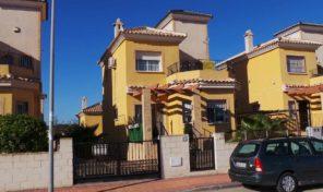 4 Bedrooms Detached Villa in Lo Crispin, Algorfa.  Ref:ks1371