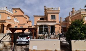 BARGAIN! Great Detached Villa in Lo Crispin, Algorfa.  Ref:ks1370