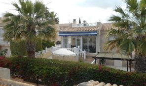 Detached Villa with large plot in Algorfa.  Ref:ks1379