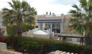 Detached Villa with large plot in Algorfa.  Ref:ks1379