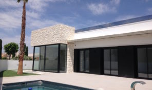 NEW Modern on One Level Detached Villa Near the Beach, San Javier.  Ref:ks0701