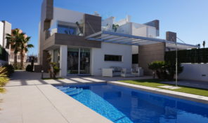NEW LARGE LUXURY VILLAS NEAR LA MATA.  Ref:ks1397