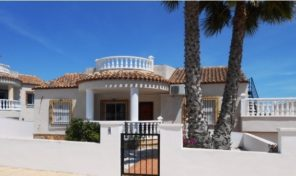 One Level Detached Villa with Under build in San Miguel.  Ref:ks1448