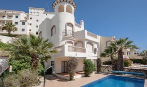 Luxury Villa with Private Pool in Las Ramblas.  Ref:ks1465