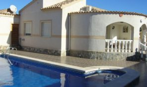 Detached Villa with Pool in Playa Flamenca.  Ref:ks1446