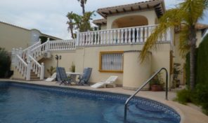 5 Bedrooms Villa with Pool & Large plot in La Zenia.  Ref:ks1447
