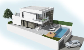 New Large Luxury Villa near the Golf Course in Quesada.  Ref:ks1444