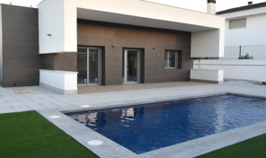 GREAT NEW Modern Villa with Private Pool in Bigastro.  Ref:ks1442