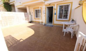 Great Ground Floor Bungalow in Playa Flamenca.  Ref:ks1441