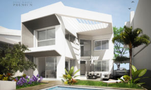 New Luxury Modern Villa with Pool close to the Beach in Torrevieja.  Ref:ks1489