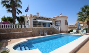 REDUCED!Lovely Detached Villa with Private Pool in El Galan.  Ref:ks1506