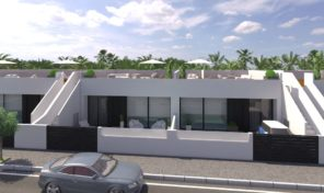 New Modern Semi-Detached Villas in Pilar de la Horadada. Ref:ks1495