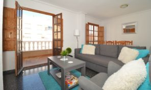 Great Condition Beachside Apartment with Pool in Punta Prima.  Ref:ks1555