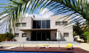 Amazing Large Modern Luxury Villa near the Beach in Campoamor.  Ref:ks1538