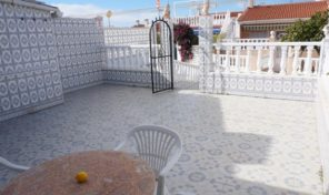 3 bedroom Townhouse with Garage in Torreta Florida, Torrevieja. Ref:ks1576