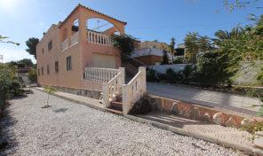 Large Semi-Detached Villa with Garage& Private Pool in Los Balcones.  Ref:ks1528