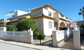Lovely Quad House in Playa Flamenca.  Ref:ks1540