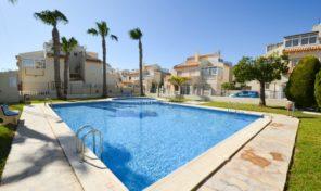 Large 4 Bedrooms Quad in Playa Flamenca.  Ref:ks1605