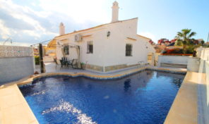 Great Villa with Large Private Pool in Villamartin.  Ref:ks1588