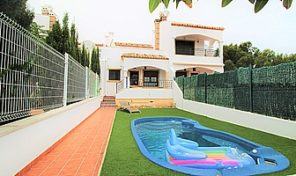 Great SOUTH Facing Townhouse with Pool in Pau8, Villamartin.  Ref:ks1610