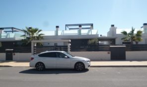 Modern Detached Villa with Private Pool in Cabo Roig.  Ref:ks1599