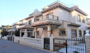 REDUCED! Large Quad near the La Zenia Boulevard in Playa Flamenca.  Ref:ks1600
