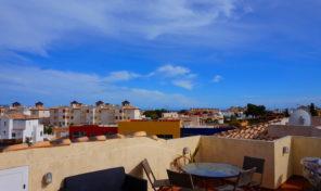 SOLD!!! Top Floor Apartment with Solarium in Cabo Roig.  Ref:ks1601