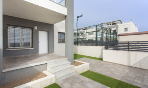 New Modern Bungalow in Gated area in Torrevieja.  Ref:ks1604
