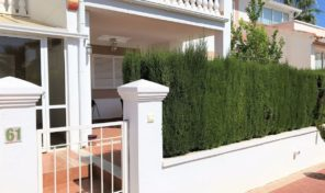 Great Ground Floor Bungalow in Playa Flamenca.  Ref:ks1623