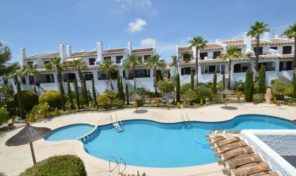 Large Beachside Townhouse in Cabo Roig.  Ref:ks1678