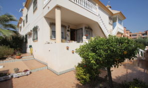 SOUTH Facing Ground Floor Bungalow with Large Garden in Pau 8, Villamartin.  Ref:ks1656