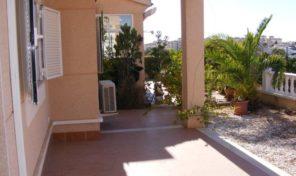 Ground Floor Bungalow with Large Terrace in Zenimar 4, Playa Flamenca. Ref:ks1709