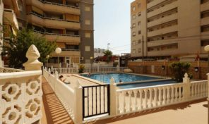 South Facing Apartment near the Center Torrevieja.  Ref:ks1692
