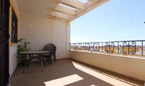 Great Penthouse with Solarium in Punta Prima.  Ref:ks1699