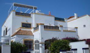 Lovely Quad in Popular La Florida, Playa Flamenca.  Ref:ks1716