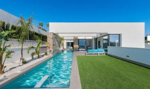 Large Luxury Villa with Garage and Pool in Benijofar.  Ref:ks1729