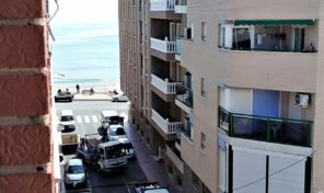 50 m from the Beach 3 bed Apartment in Torrevieja.  Ref:ks1733