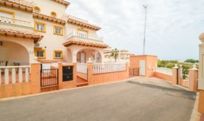 Superb Condition Corner Townhouse in Cabo Roig.  Ref:ks1766