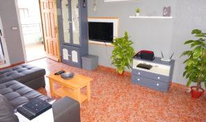 Great Refurbished Corner Top Floor Bungalow in Vistabella.  Ref:ks1741