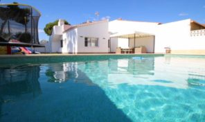 Modern Semi- Detached Villa with Pool in Torreta Florida, Torrevieja. Ref:ks1807