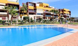 Lux Ground Floor Apartment in Playa Flamenca. Ref:ks1817