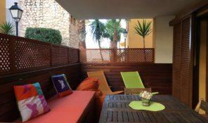 Luxury Ground Floor Bungalow in Beachside Punta Prima.  Ref: mks1794