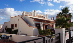 Lovely Semi-Detached House in San Miguel de Salinas.  Ref: mks1836