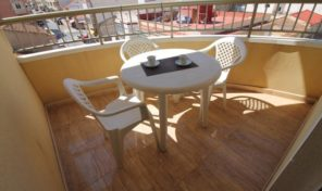 Apartment with large Balcony in Torrevieja.  Ref:ks1831