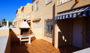 S O L D!!! South Facing! REFURBISHED GROUND FLOOR BUNGALOW in TORREVIEJA. Ref: mks1841