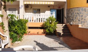 Lovely Ground Floor Bungalow with Garage in Lomas de Cabo Roig.  Ref:ks1872